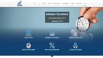 קשת פיננסים-אתרים שבנינו- Rosh Digital