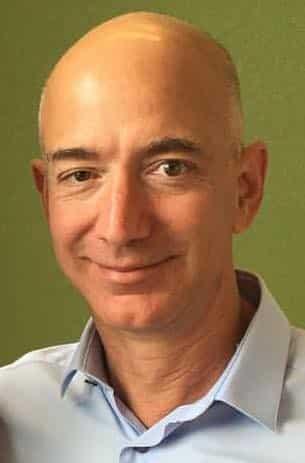 ג'ף בזוס - מייסד אמזון