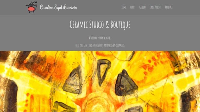 Carol Studio Site