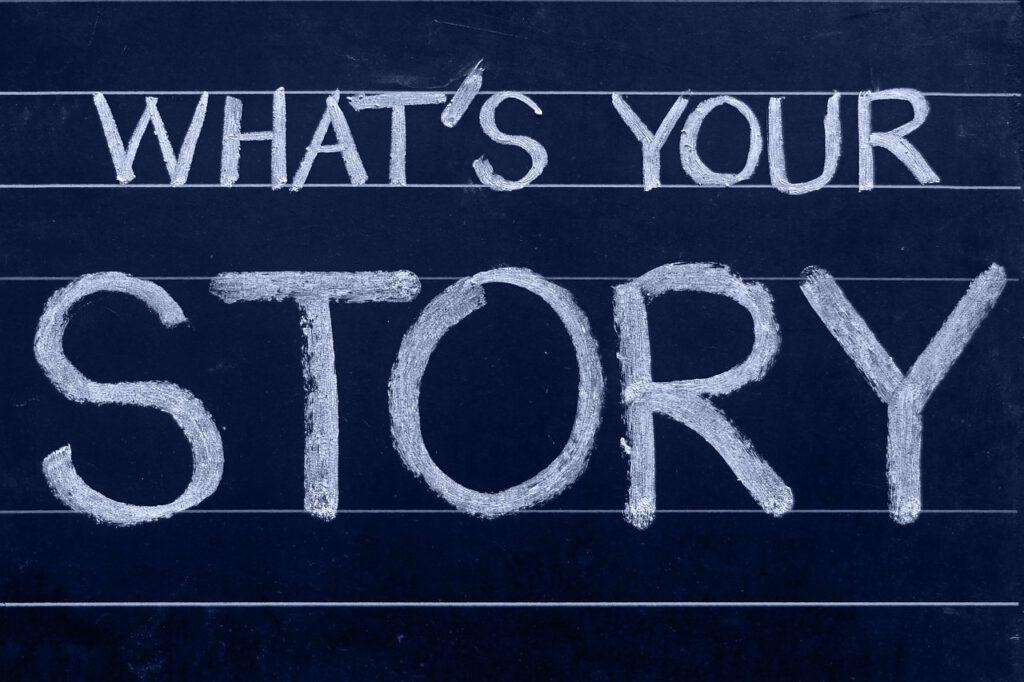 איזה סיפור לספר בסטוריטלינג